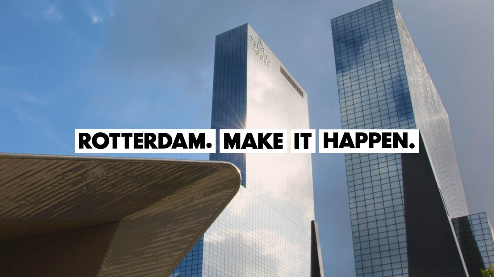 UP! Rotterdam: een kennismaking