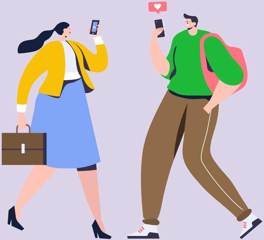Een app heeft veel meer functionaliteiten dan een mobiele website.